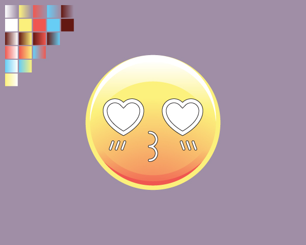 Create the Love Emoticon