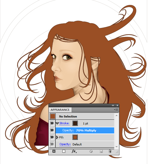 Create an Art Nouveau Poster in Illustrator