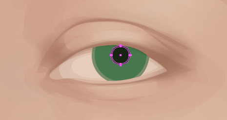 Work on the Eyes
