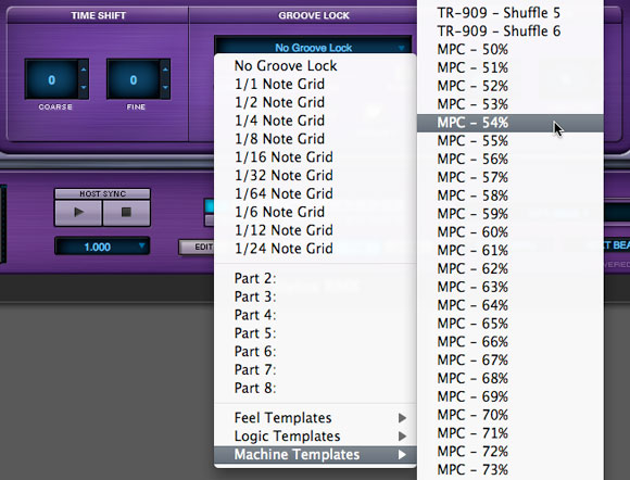 Groove templates and quantizing in logic pro maxwellsz
