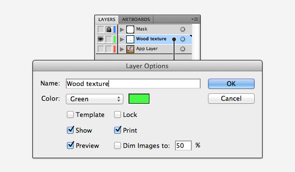 how to make wood in illustrator