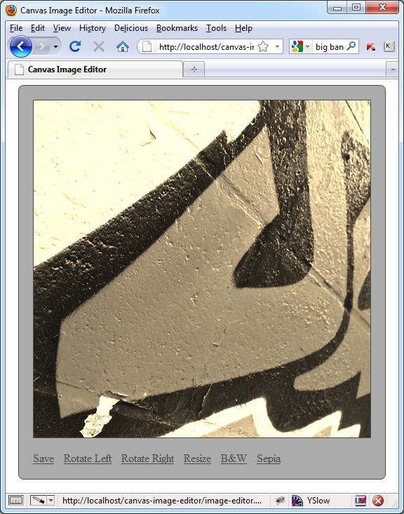 Build a Canvas Image Editor with Canvas
