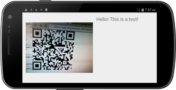 Reading QR Codes Using the Mobile Vision API