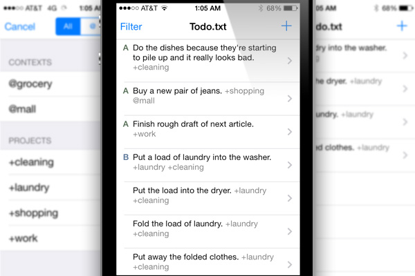 How to Manage Your Tasks With Todo.txt
