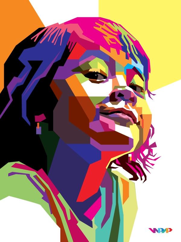 How to Create a Geometric WPAP Vector Portrait in Adobe Illustrator