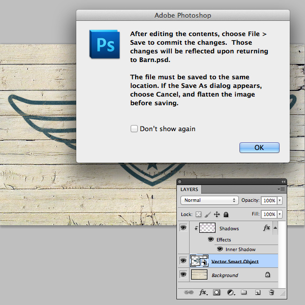 How To Create Smart Objects In Photoshop