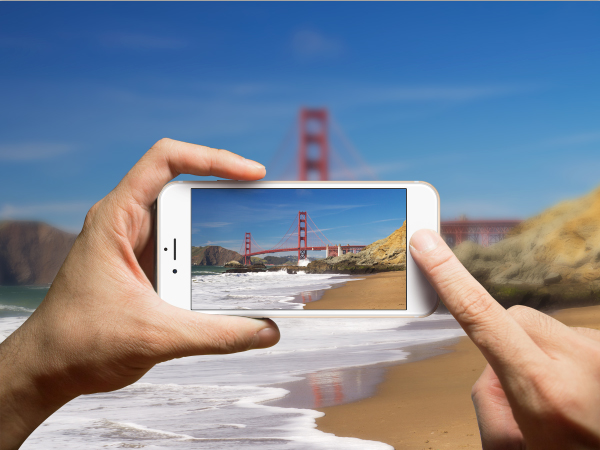 Create a Camera Phone Mock-Up Using Smart Objects and Smart Filters in Photoshop