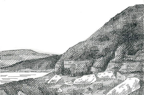 Pre-erase landscape