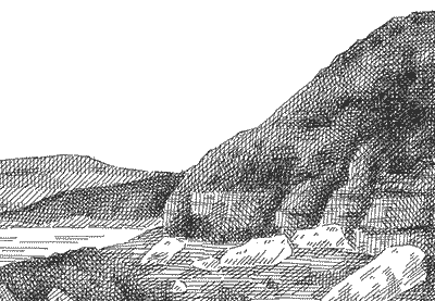 Crosshatch landscape preview image