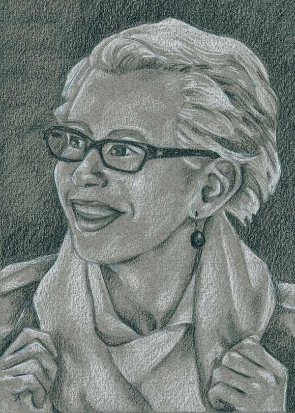 How To Create A Tonal Portrait Using Pencils