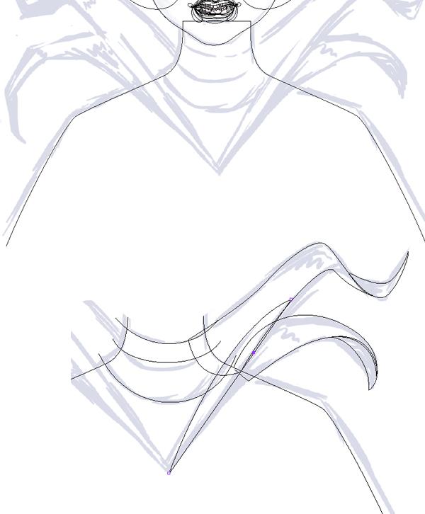 Create The Enchanting Maleficent Portrait In Adobe Illustrator