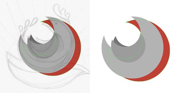 create a beak