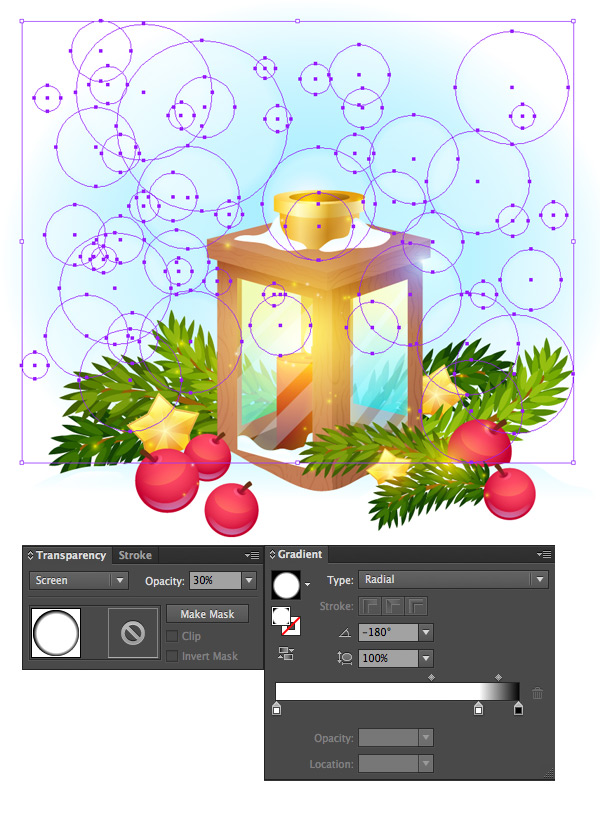 how to put color in illustrator