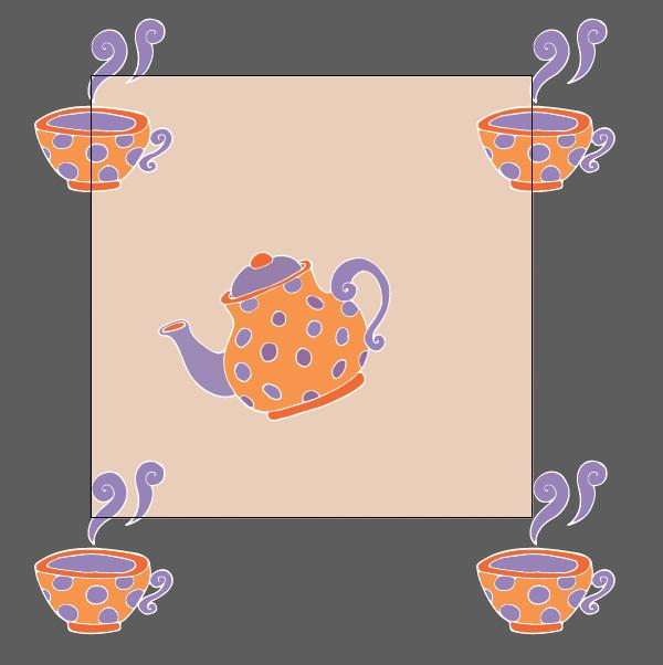 add a teapot