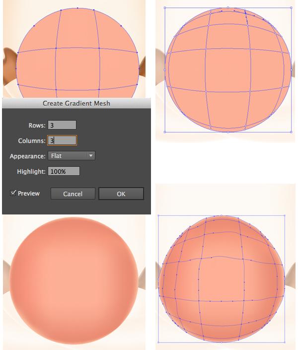 add a pink tummy