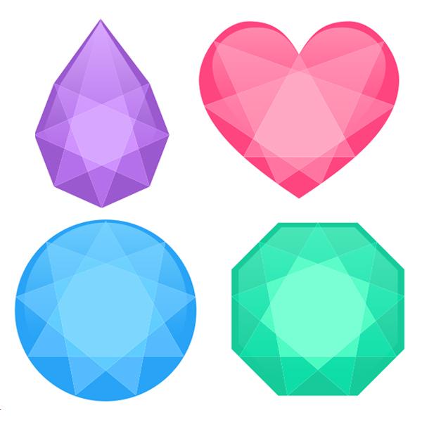 Our precious gems are ready