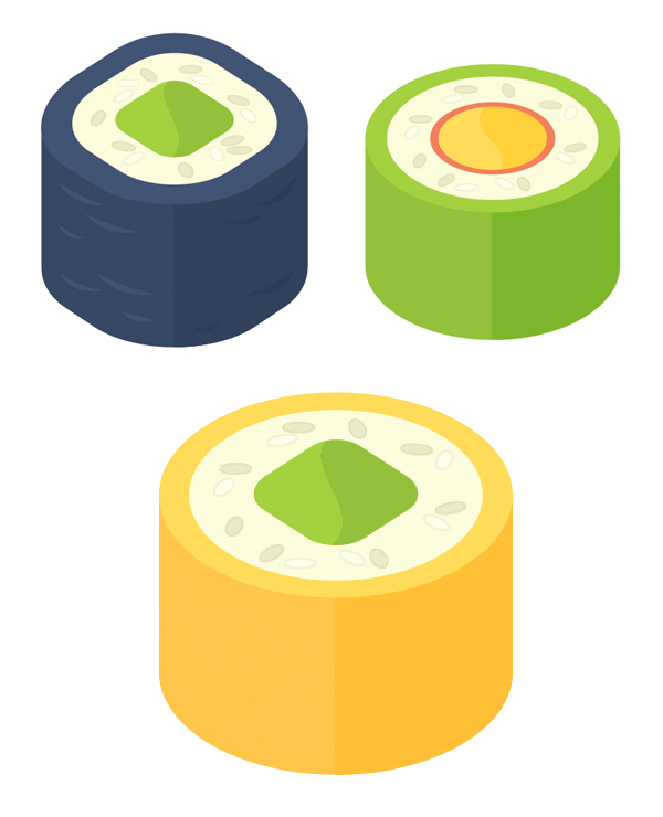 combine different rolls to make new types