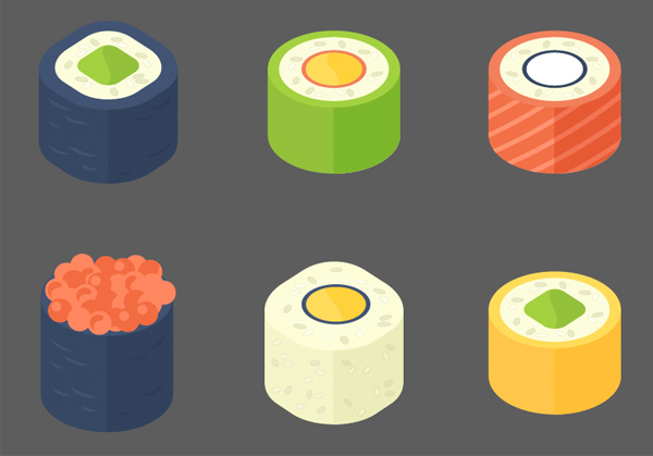 make six different rolls
