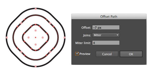 use offset path 2