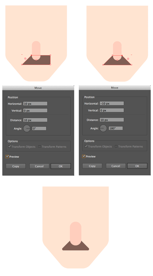 How to Create Flat Profession Avatars in Adobe Illustrator