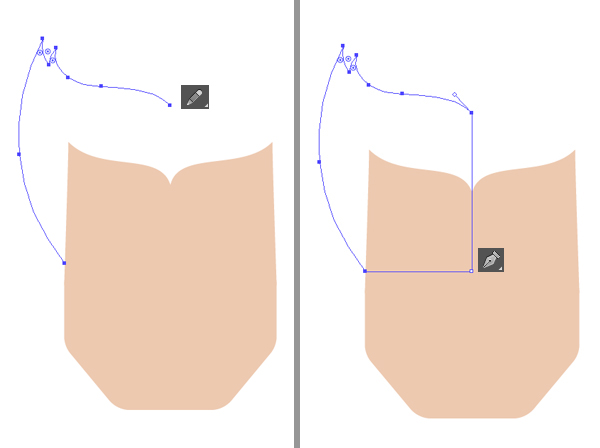 adobe illustrator cs6 pen tool how to move anchor points