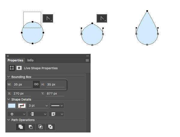how to create flat icons in photoshop