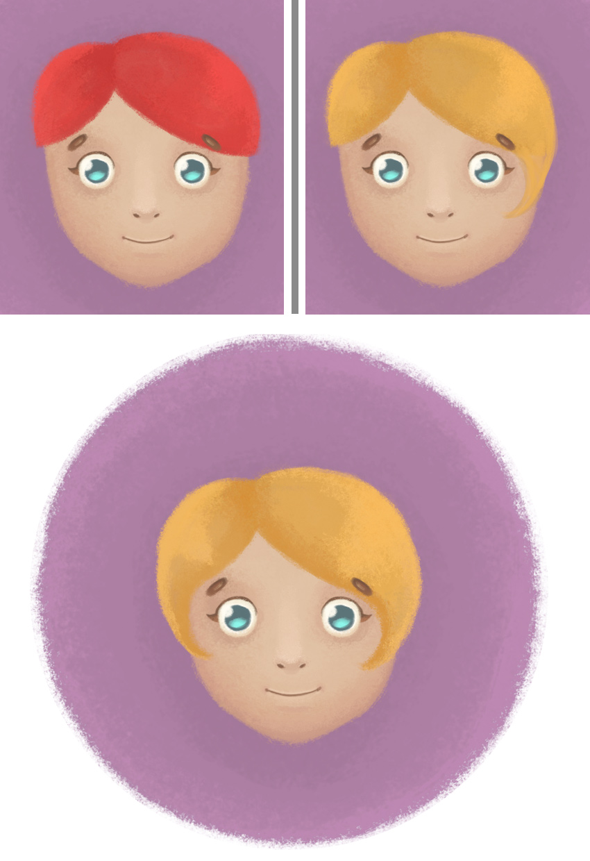 make a new hairdo