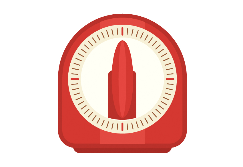 How to Create a Set of Flat Clock Icons in Adobe Illustrator