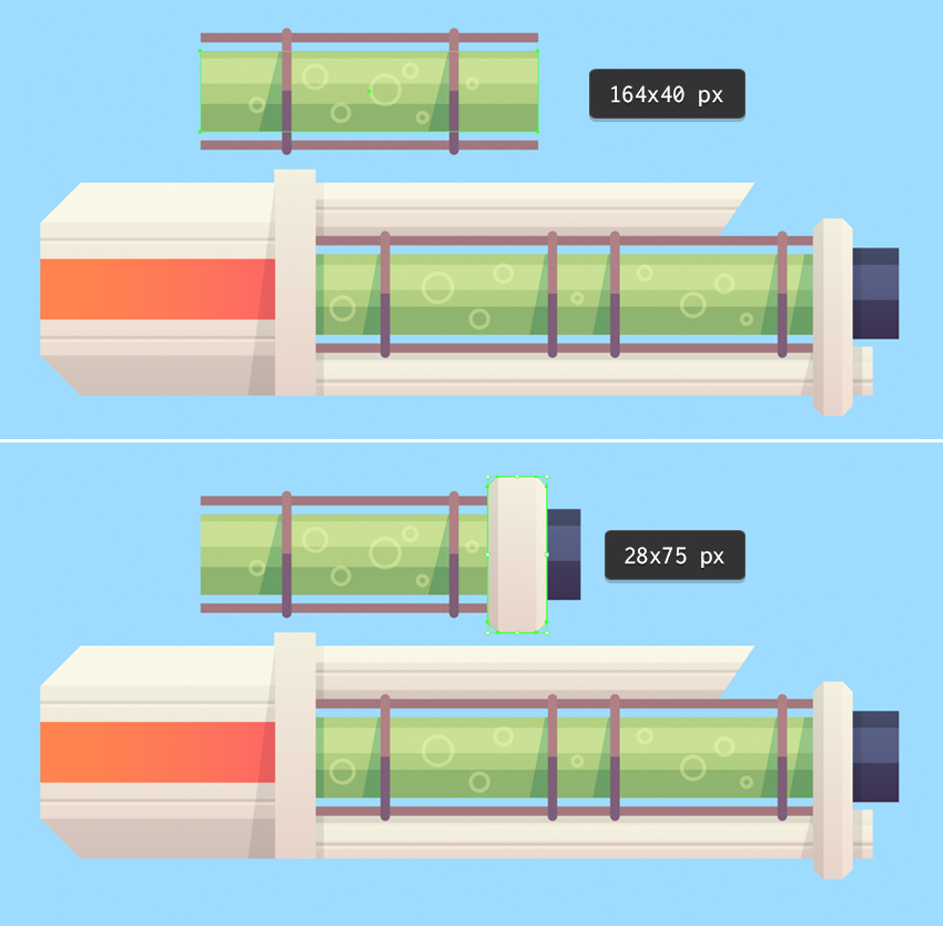 How to Design a Flat Sci-Fi Blaster in Adobe Illustrator
