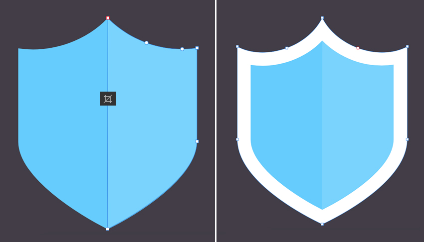 How to Create an Internet Security Flat Illustration in Affinity Designer