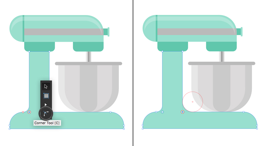 How to Design a Set of Retro Kitchen Items in Affinity Designer