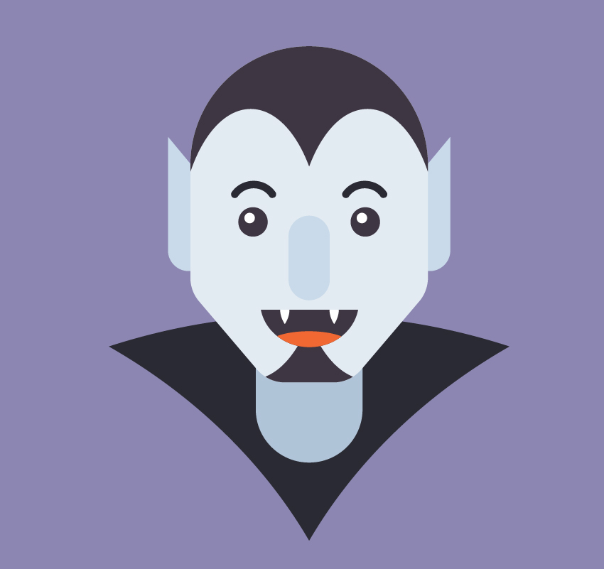 vampire icon is ready