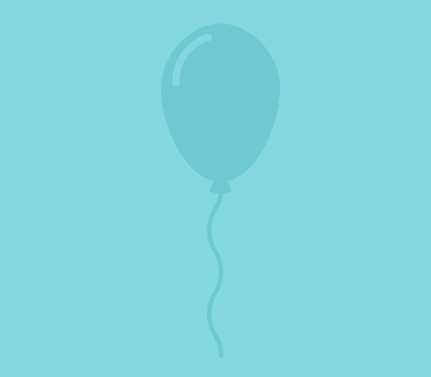recolor the balloon