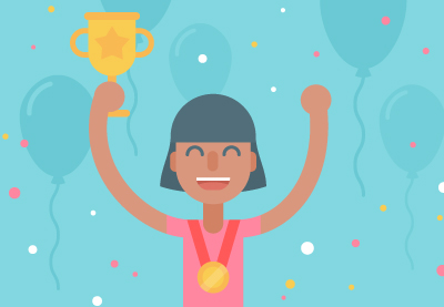 36 celebration sport character