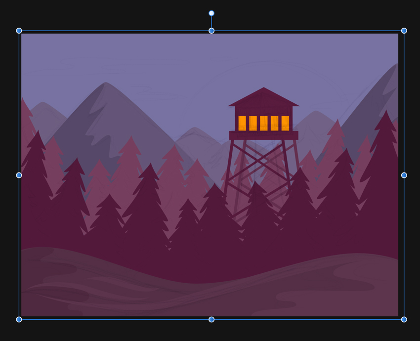 How to Create Colorful Wallpaper in Affinity Designer for iPad