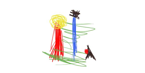 random drawing