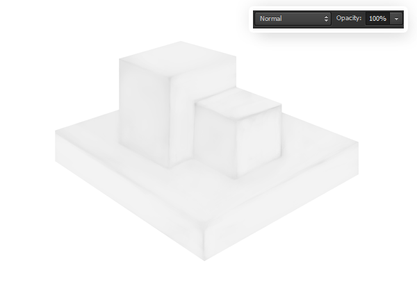 ambient occlusion photoshop painting blending