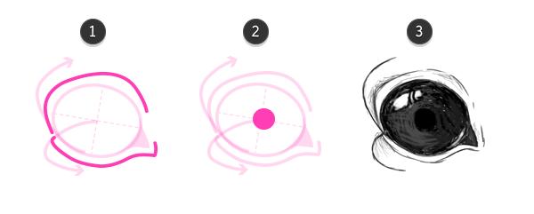 how to draw bat eyes megabats flying fox