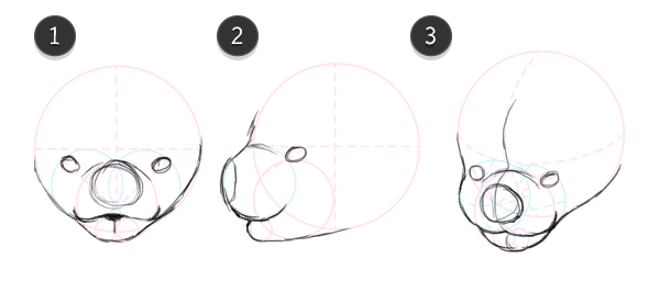 how to draw fever down from head