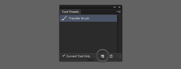 photoshop tool preset brush