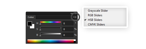 color settings photoshop painting