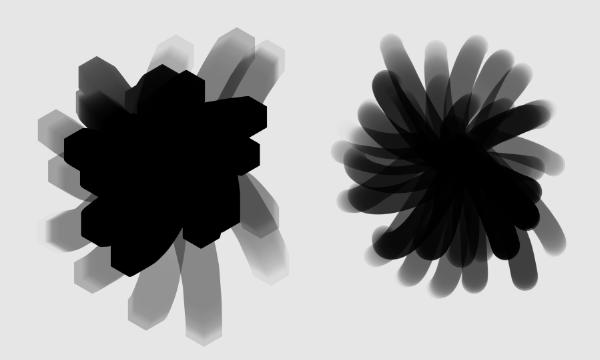 create hexagon brush 5