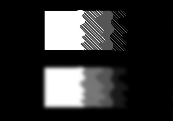 thiết kế áo thun vector shading 5