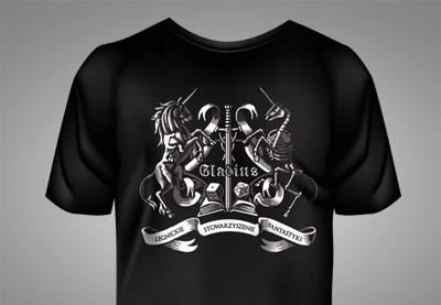 Fantasy tshirt design prev