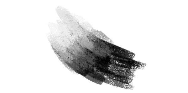 photoshop chalk painterly brush 5