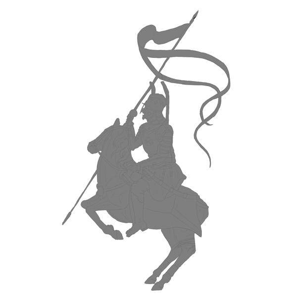 Como desenhar polonês Hussar voado máscara de corte 2