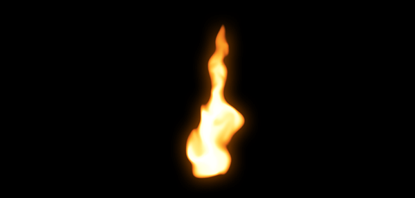 How to paint flame photoshop digital 9