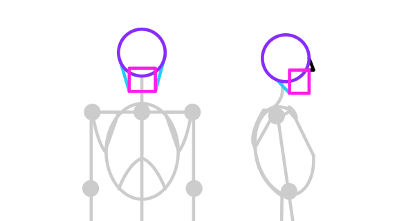 how to draw stick figure stickman tutorial head