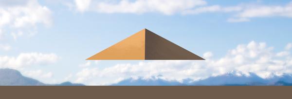 Photoshop da pintura escova deserto duna máscara