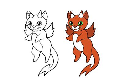 Design mascot 4 8